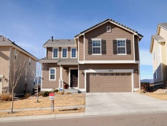 11834 Wildwood Ridge Dr, Colorado Springs, CO 80921