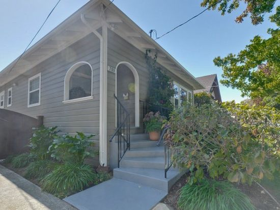 709 Howard Ave, Burlingame, CA 94010