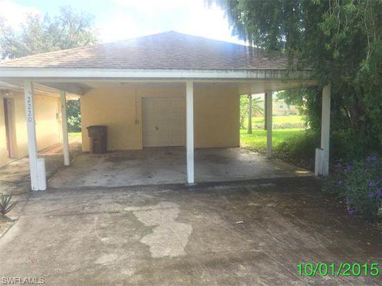 2220 Violet Dr, Fort Myers, FL 33905