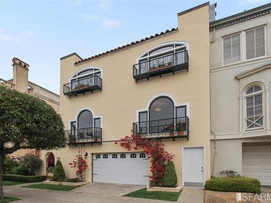 3456 Baker St, San Francisco, CA 94123