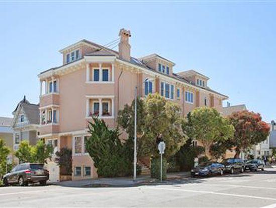 3701 Clay St APT 4, San Francisco, CA 94118