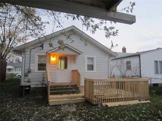 120 N 4th Ave, Beech Grove, IN 46107