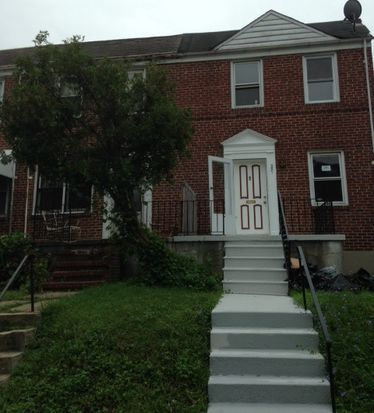 2319 Winchester St, Baltimore, MD 21216