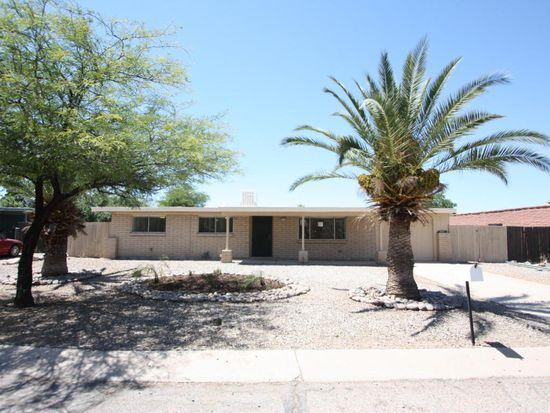 4341 W Placita De Christina, Tucson, AZ 85741