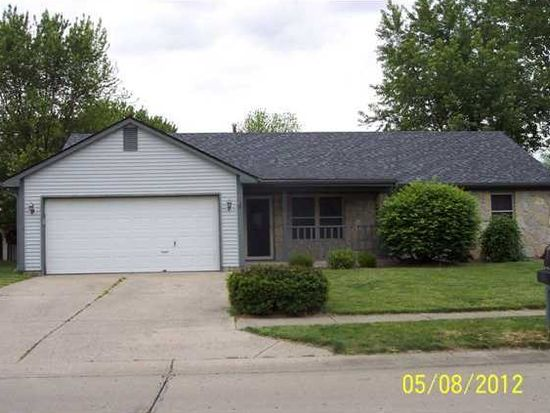 6474 Southern Lakes Dr N, Indianapolis, IN 46237