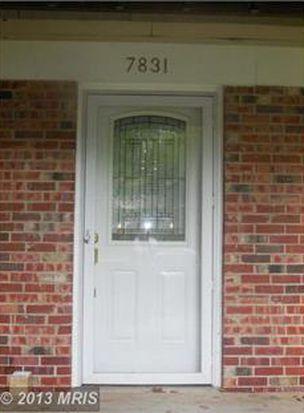 7831 Brompton St, Springfield, VA 22152