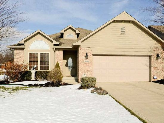 6085 Blue Fox Ln, Indianapolis, IN 46237