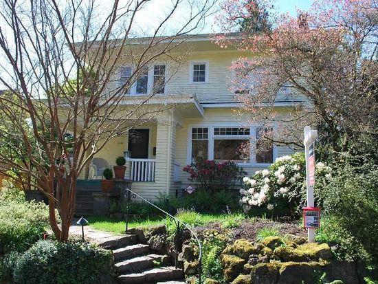 2134 SW Edgewood Rd, Portland, OR 97201