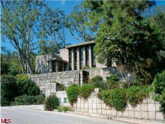 8161 Hollywood Blvd, Los Angeles, CA 90069