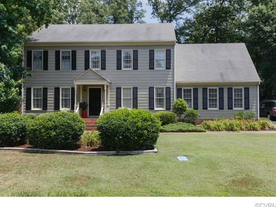 1119 S Wedgemont Dr, North Chesterfield, VA 23236
