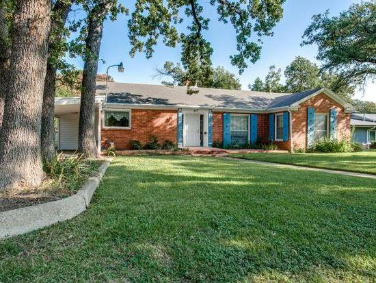 1415 Bluebonnet Dr, Fort Worth, TX 76111