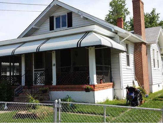 18 Chamberlin Ave W, Hampton, VA 23663