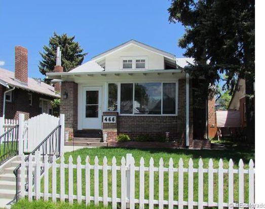 466 S Sherman St, Denver, CO 80209