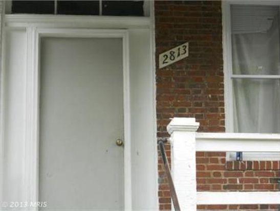 2813 Waldorf Ave, Baltimore, MD 21215
