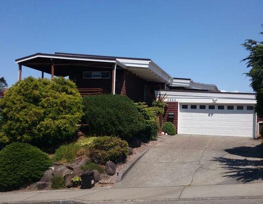 3662 Hillcrest Ave SW, Seattle, WA 98116