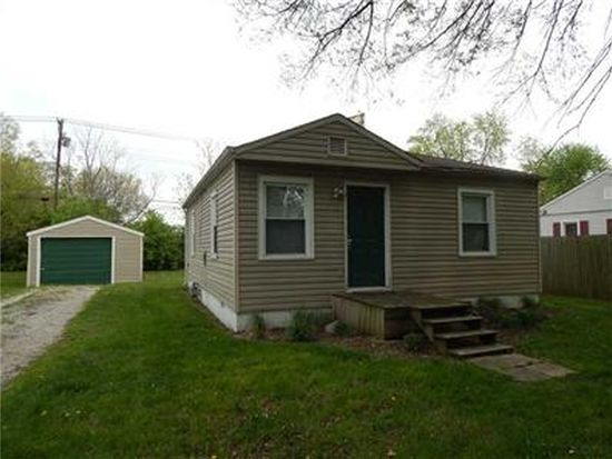 435 S Exeter Ave, Indianapolis, IN 46241