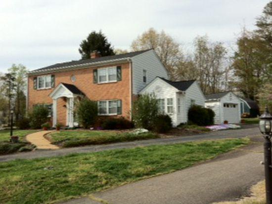 313 Brentwood Rd, Charlottesville, VA 22901