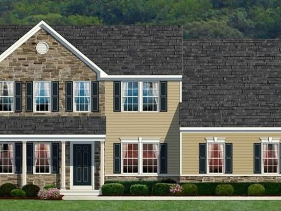 Ravenna - Mount Blanco at Meadowville Landing by Ryan Homes