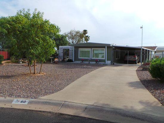 60 S 73rd St, Mesa, AZ 85208