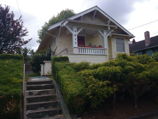 4612 Woodlawn Ave N, Seattle, WA 98103