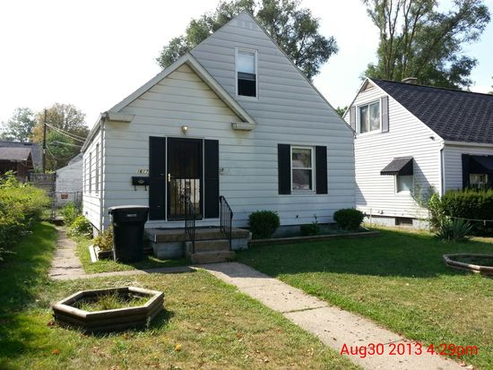 1617 N Brookfield St, South Bend, IN 46628