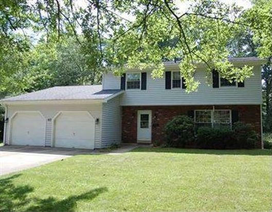 411 Shady Dr, Grove City, PA 16127