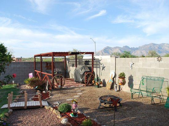 4963 N River Valley Loop, Tucson, AZ 85705