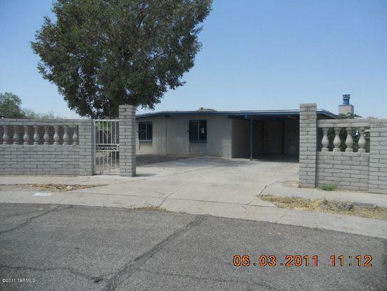 4842 S Calle Miura, Tucson, AZ 85714