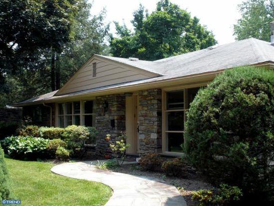 660 Stetson Rd, Elkins Park, PA 19027