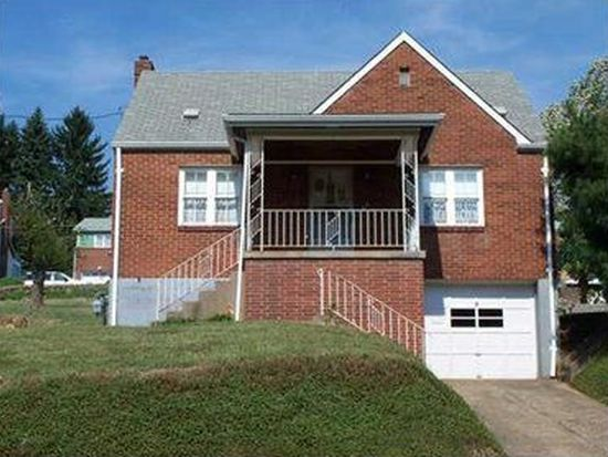 615 Division St, West Mifflin, PA 15122