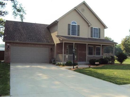 1514 Apple Grove Ln, Terre Haute, IN 47803