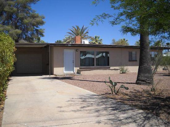 1626 N Belvedere Ave, Tucson, AZ 85712