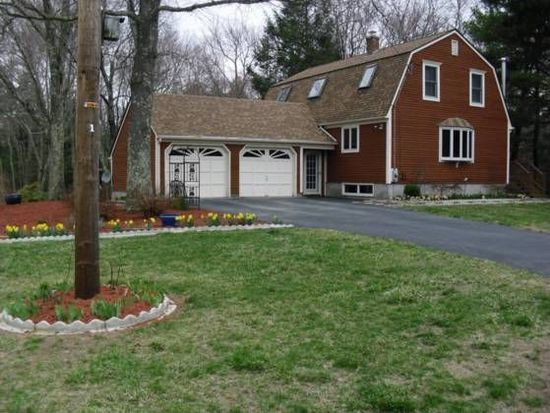 17 S Killingly Rd, Foster, RI 02825