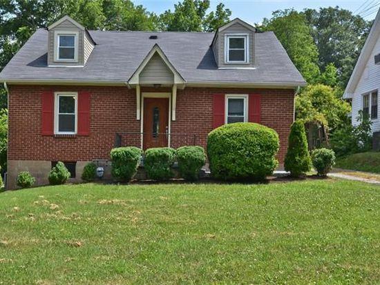 1209 Mcalpine Ave, Nashville, TN 37216