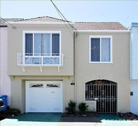 1307-1309 38TH Ave, San Francisco, CA 94122
