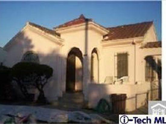 3434 Edgehill Dr, Los Angeles, CA 90018