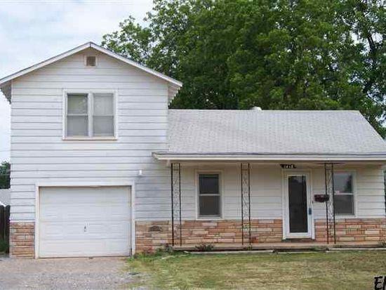 1418 E Oklahoma Ave, Enid, OK 73701