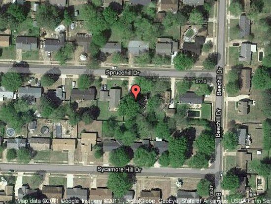 6873 Sprucehill Dr, Memphis, TN 38135