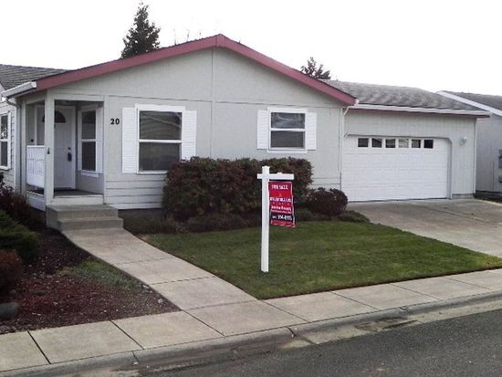 3220 Crescent Ave SPC 20, Eugene, OR 97408