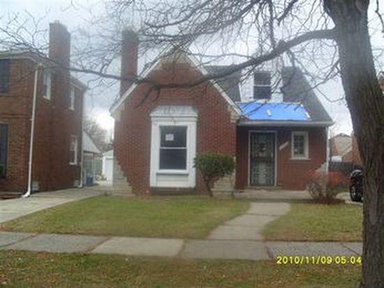10929 Whitehill St, Detroit, MI 48224