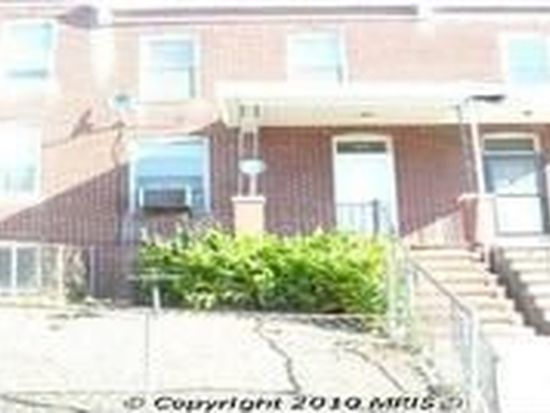 744 Mckewin Ave, Baltimore, MD 21218