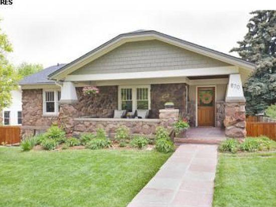 870 Grant Pl, Boulder, CO 80302