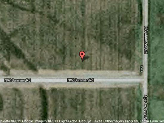 9639 NW Madische Rd, Elgin, OK 73538