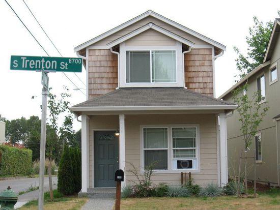 500 S Trenton St, Seattle, WA 98108