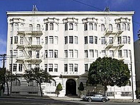 1950 Gough St APT 307, San Francisco, CA 94109