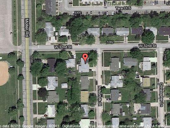 3168 N Norfolk St, Indianapolis, IN 46224