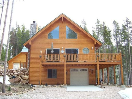 45 Algonkin Ct, Red Feather Lakes, CO 80545