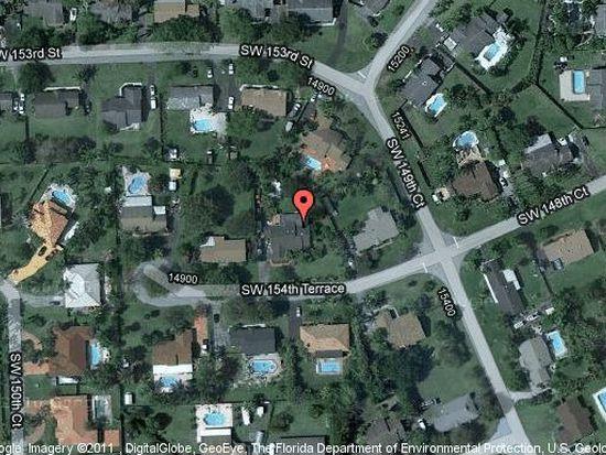 14931 SW 154th Ter, Miami, FL 33187