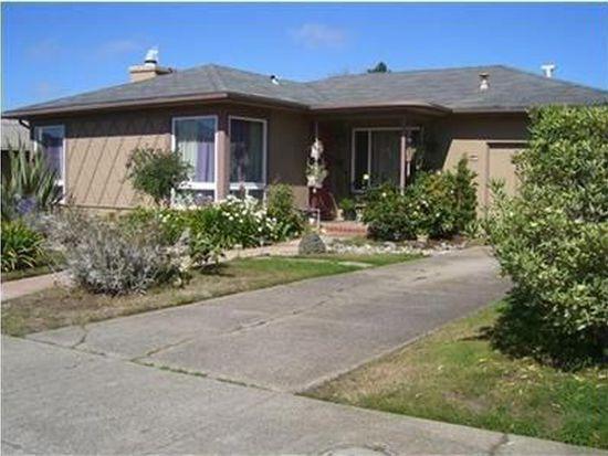1808 Louvaine Dr, Daly City, CA 94015