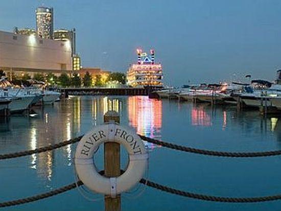 300 Riverfront Dr APT 14C, Detroit, MI 48226